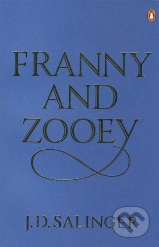 Penguin Books Franny and Zooey - J.D. Salinger cena od 283 Kč