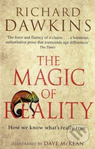 Black Swan The Magic of Reality - Richard Dawkins cena od 197 Kč