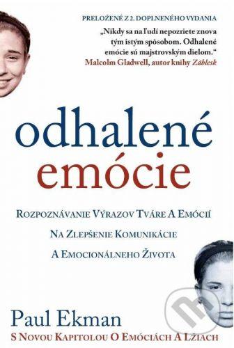 BRA(i)NGY Odhalené emócie - Paul Ekman cena od 269 Kč