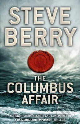XXL obrazek Berry Steve: Columbus Affair