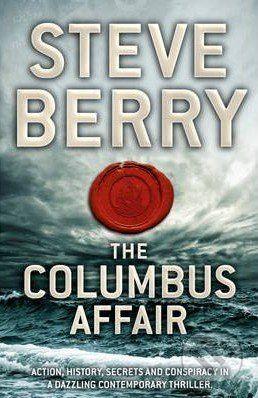 Berry Steve: Columbus Affair cena od 161 Kč