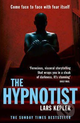Blue Door The Hypnotist - Lars Kepler cena od 179 Kč