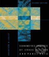 The MIT Press Econometric Analysis of Cross Section and Panel Data - cena od 2035 Kč