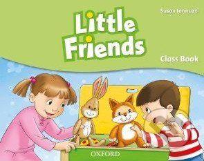 Oxford University Press Little Friends - Course Book - Susan Iannuzzi cena od 177 Kč