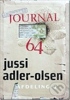 Jussi Adler-Olsen: Složka 64 cena od 263 Kč