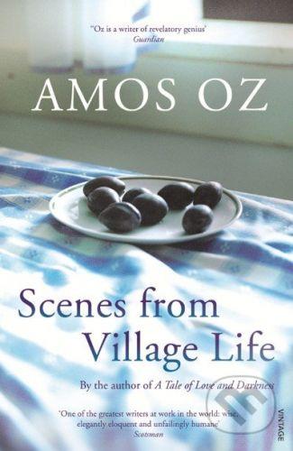 Vintage Scenes from Village Life - Amos Oz cena od 216 Kč