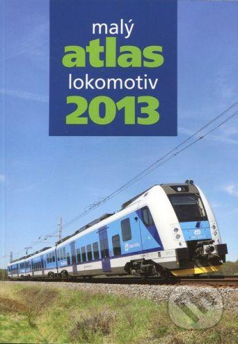 Malý atlas lokomotiv 2013 cena od 0 Kč