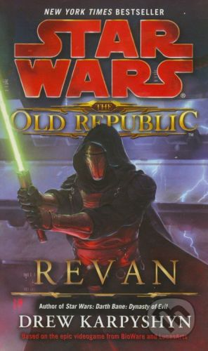 Random House Star Wars: The Old Republic - Revan - Drew Karpyshyn cena od 215 Kč