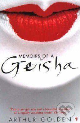 Golden Arthur: Memoirs of a Geisha cena od 265 Kč