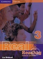 Cambridge University Press Cambridge English Skills: Real Reading 3 without answers - Liz Driscoll cena od 476 Kč