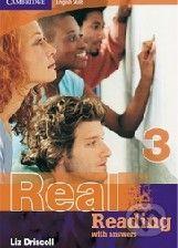 Cambridge University Press Cambridge English Skills: Real Reading 3/2 without answers - Liz Driscoll cena od 476 Kč