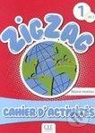 Cle International Zigzag 1 A1 : Cahier d'activités - cena od 211 Kč