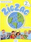 Cle International Zigzag 2 A1.2: Livre de l'él cena od 321 Kč