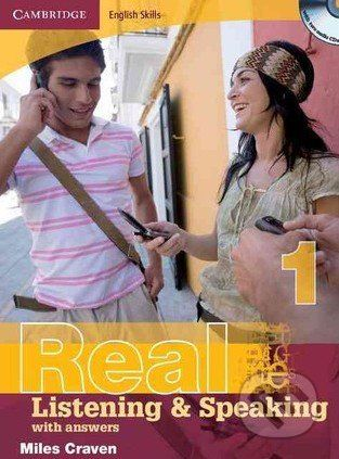 Cambridge University Press Cambridge English Skills: Real Listening and Speaking 1 without answers - Miles Craven cena od 648 Kč