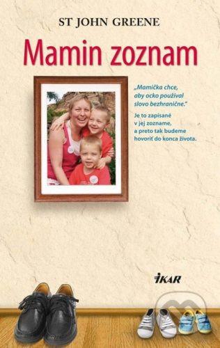 John Greene: Mamin zoznam cena od 258 Kč