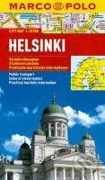 MAIRDUMONT Helsinky - laminovaná mapa - cena od 160 Kč