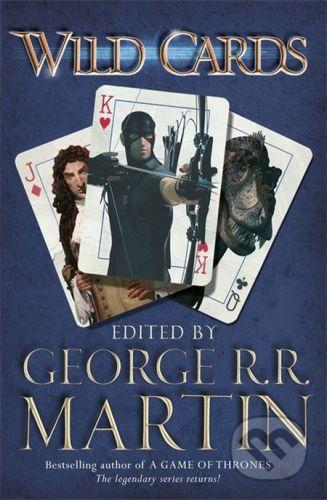 Gollancz Wild Cards - George R.R. Martin cena od 197 Kč