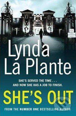 Simon & Schuster She's Out - Linda La Plante cena od 259 Kč