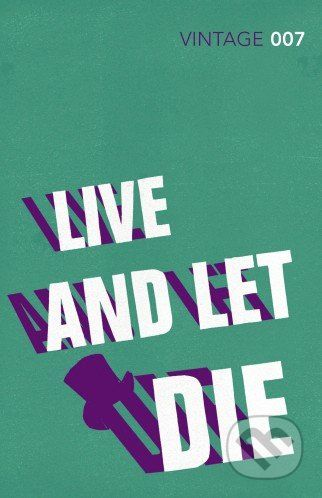 Vintage Live and Let Die - Ian Fleming cena od 297 Kč