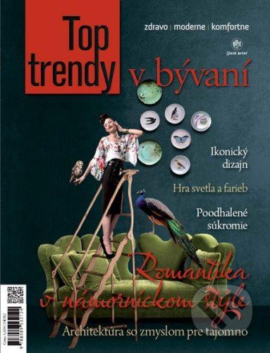 MEDIA/ST Top trendy v bývaní 2013 - cena od 142 Kč