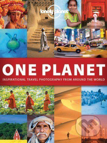 Lonely Planet One Planet - Roz Hopkins, Tony Wheeler cena od 413 Kč