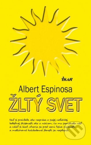Albert Espinosa: Žltý svet cena od 212 Kč