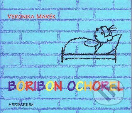 Verbarium Boribon ochorel - Veronika Marék cena od 113 Kč