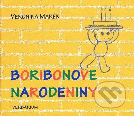 Verbarium Boribonove narodeniny - Veronika Marék cena od 129 Kč