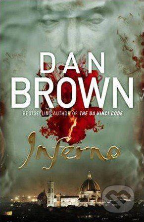 Dan Brown: Inferno (anglicky) cena od 356 Kč