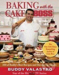 Simon & Schuster Baking with the Cake Boss - Buddy Valastro cena od 0 Kč