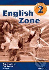 Oxford University Press English Zone 2 - Teacher's Book - Rob Nolasco cena od 329 Kč
