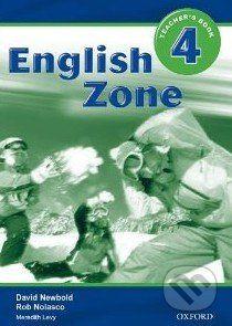 Logos English Zone 4 - Teacher's Book - Rob Nolasco cena od 346 Kč
