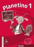 Max Hueber Verlag Planetino 1 - Lehrerhandbuch - Siegfried Buttner cena od 302 Kč