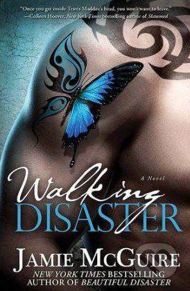 McGuire Jamie: Walking Disaster cena od 218 Kč