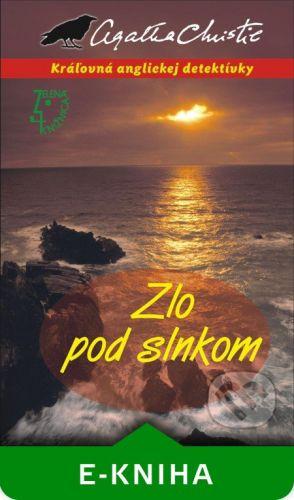 Slovenský spisovateľ Zlo pod slnkom - Agatha Christie cena od 86 Kč