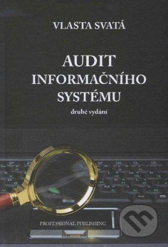 Svatá Vlasta: Audit informačního systému cena od 276 Kč
