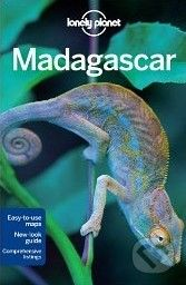 Lonely Planet Madagascar - cena od 574 Kč