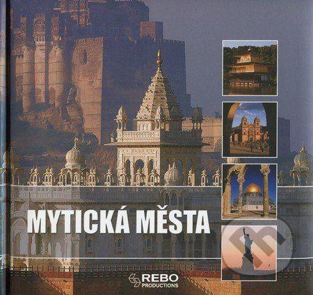 Mytická města cena od 331 Kč