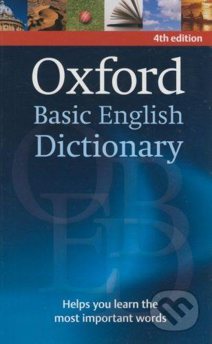 Oxford University Press Oxford Basic English Dictionary - cena od 148 Kč