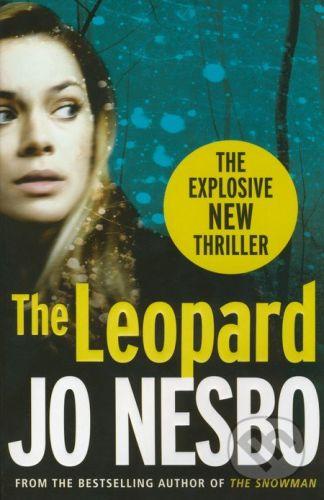 Vintage The Leopard - Jo Nesbo cena od 302 Kč