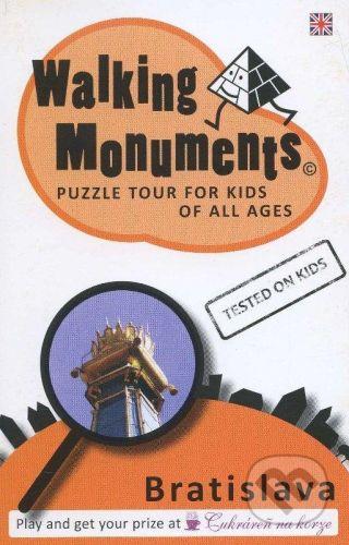 vydavateľ neuvedený Walking Monuments - Ľubomír Okruhlica cena od 114 Kč