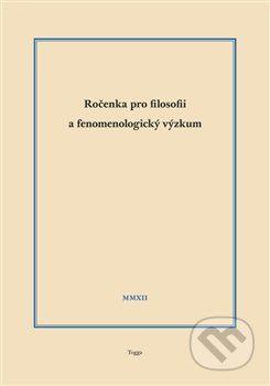 Ladislav Benyovszky: Ročenka pro filosofii a fenomenologický výzkum II cena od 150 Kč