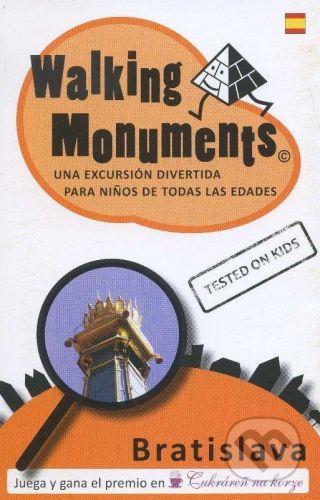 vydavateľ neuvedený Walking Monuments - Ľubomír Okruhlica cena od 92 Kč