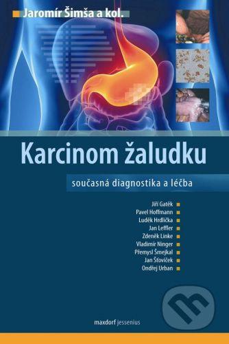 Šimša a  Jaromír: Karcinom žaludku cena od 499 Kč