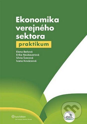 IURA EDITION Ekonomika verejného sektora - Elena Beňová a kolektív cena od 76 Kč