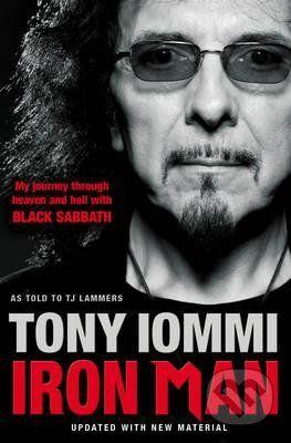 Simon & Schuster Iron Man - Tony Iommi cena od 303 Kč