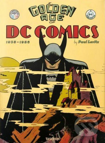 Paul Levitz: va-DC Comics Golden Age cena od 1211 Kč