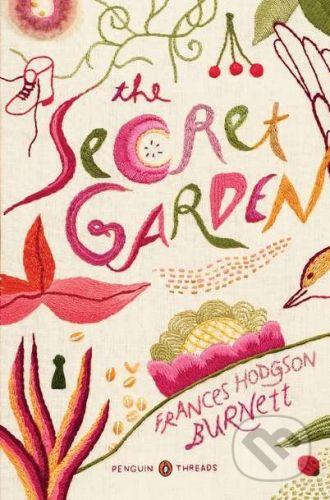 Frances Hodgson Burnettová: The Secret Garden cena od 343 Kč