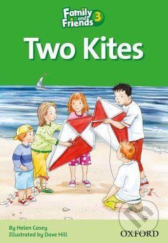 Oxford University Press Family and Friends 3 - Two Kites - Helen Casey cena od 87 Kč