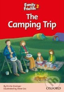 Oxford University Press Family and Friends 2 - Camping Trip - Kirstie Grainger cena od 87 Kč